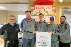 Jamie Newson rink from Silver Fox wins PEI Travelers Men's, Cornwall steals final end to advance to women's semi (updated)