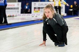 Moncton curler making an impression at Under-18 championship (Curling Canada)