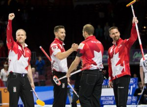 Team Canada headed to gold-medal game at World Men's Curling Championship (Curling Canada)