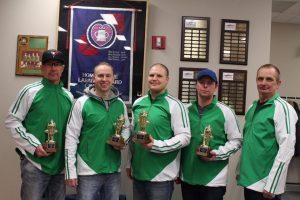 Team Saskatchewan edges defending champ to win Canadian Firefighters