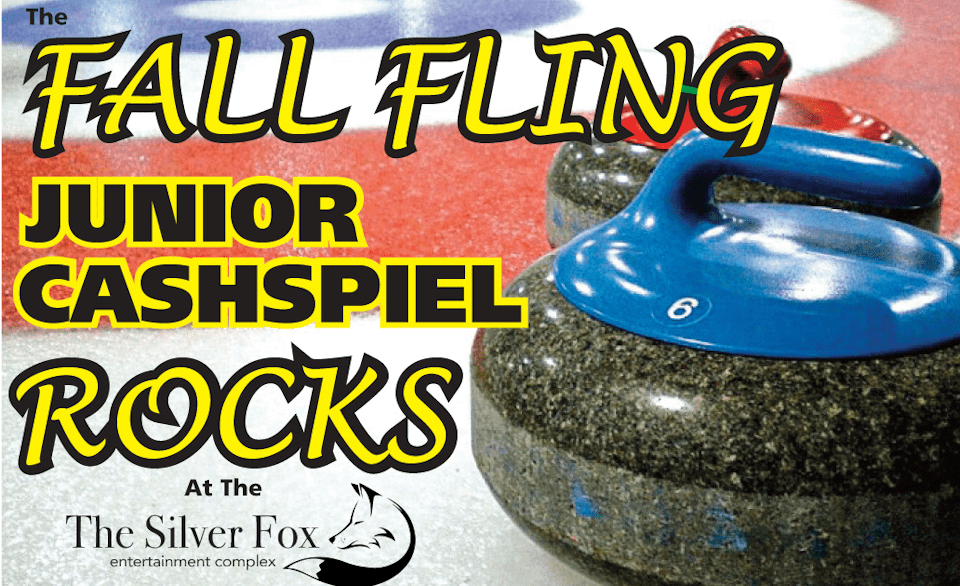 Update: Fri. Draw times revised. 24 teams set to compete starting Fri. at S'Side Fall Fling Jr. Cashspiel