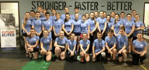 Curlers participate in Future Elites
