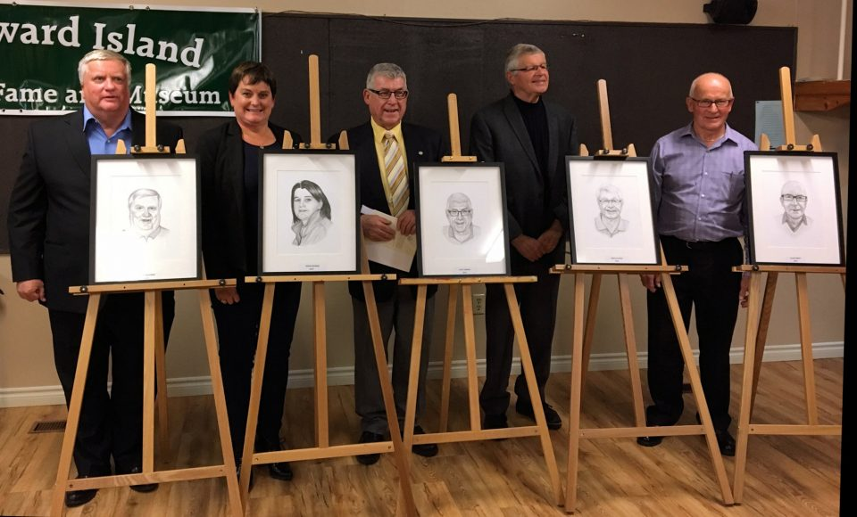 2018 PEI Curling Hall of Fame Induction Ceremony - Photo Gallery