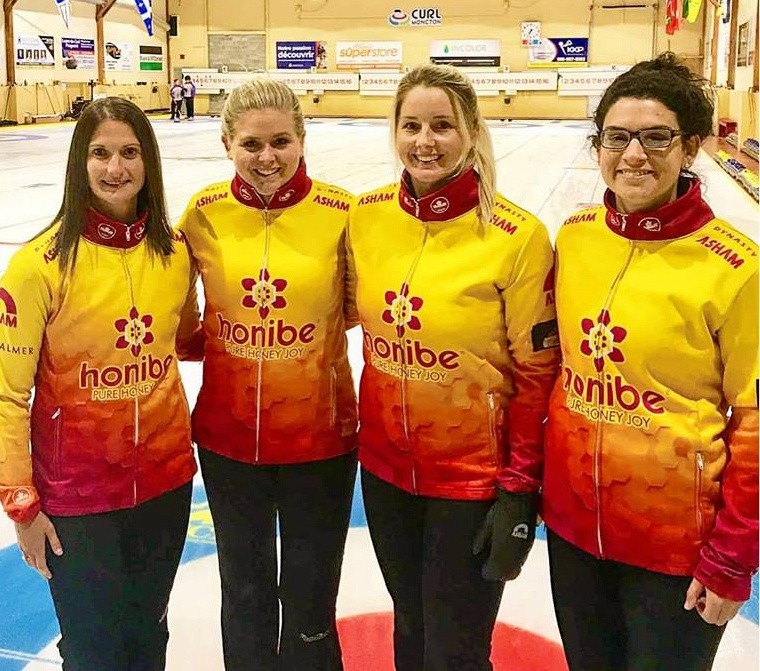 Birt advances to Lady Monctonian Quarter-Final round