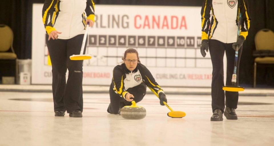PEI Men open with win at Travelers while Women lose close opener (Curling Canada)