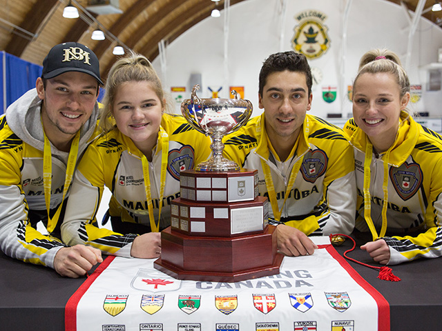 Manitoba beats NS to win Canadian Mixed in front of hometown crowd (Curling Canada)