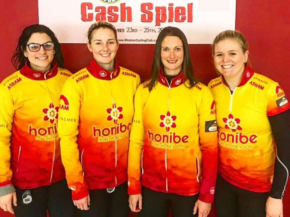 Suzanne Birt and Kendal Thompson rinks win WFG Jim Sullivan Curling Classic