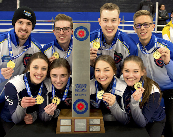 2019 New Holland Canadian Juniors get underway Saturday in Prince Albert, Sask. (Curling Canada)