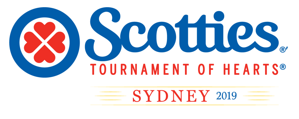 Team Birt's round-robin schedule at the Scotties