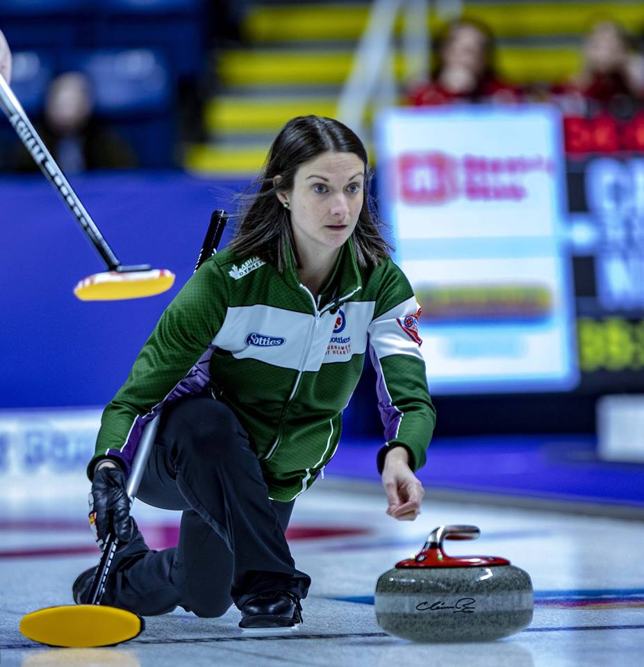 Birt rink begins play in ch'ship round at Scotties with 2 games on Thursday (Journal)