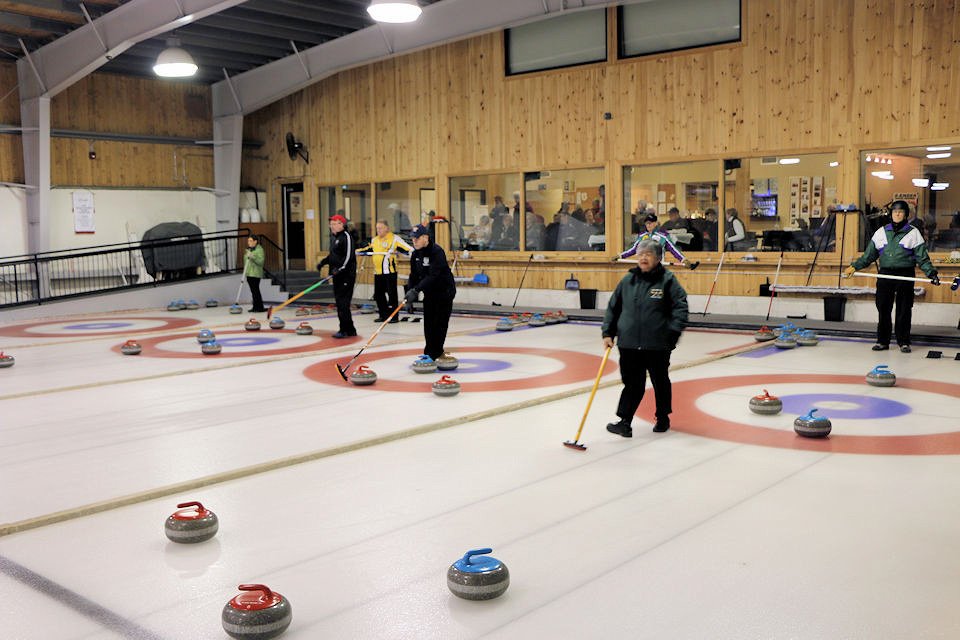 Canadian Stick Ch'ships Photo Gallery from Draws 1 and 2