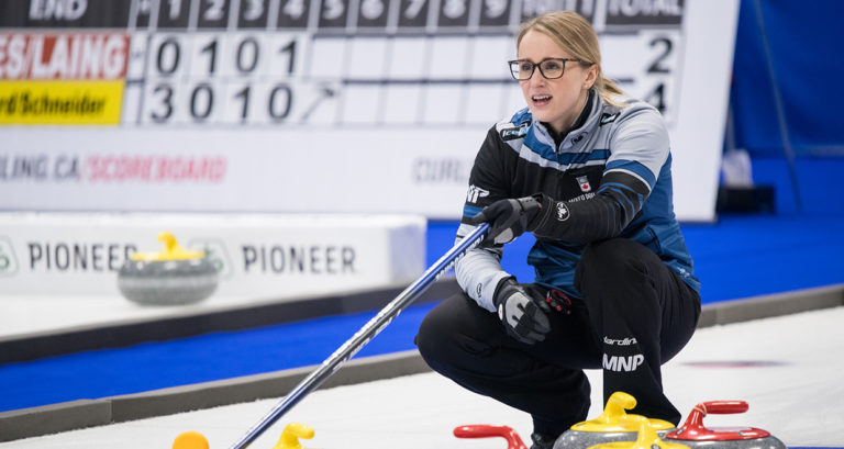 Peterman/Gallant advance to 10 am Sunday Mixed Doubles semi-finals (Curling Canada)