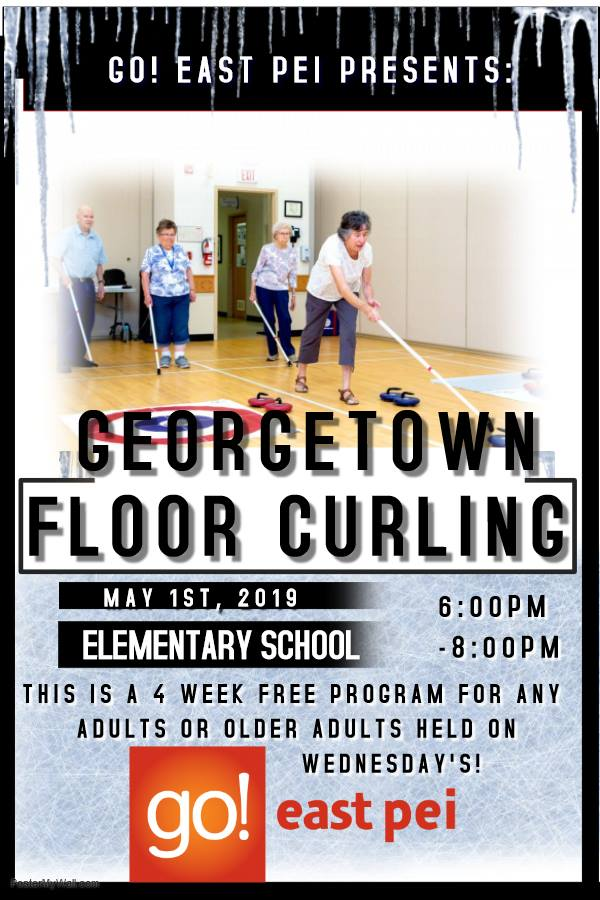 Come Try Floor Curling @ Georgetown Elementary School | Georgetown | Prince Edward Island | Canada