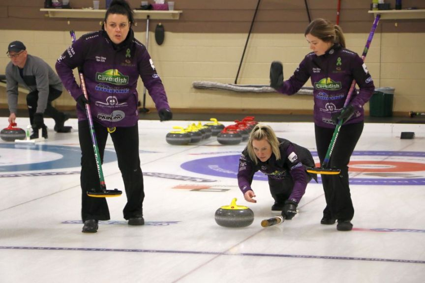 Photo Gallery from Scotties and Tankard Draw Five