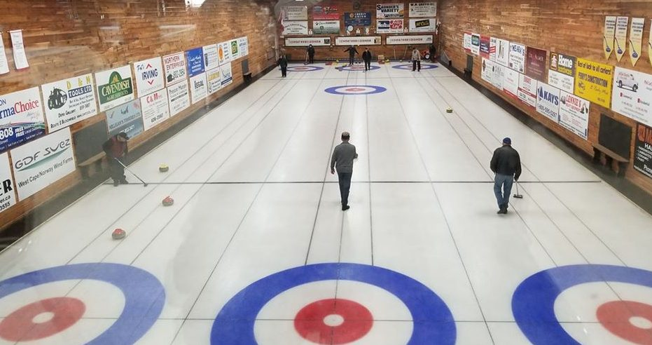 A and E Spiel @ Western Community Curling Club