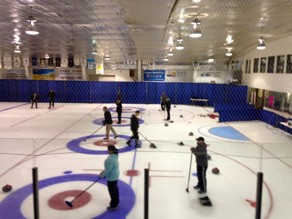 CANCELLED: Annual Lobster Trap Bonspiel on Arena Ice @ Eastern Kings Sportsplex