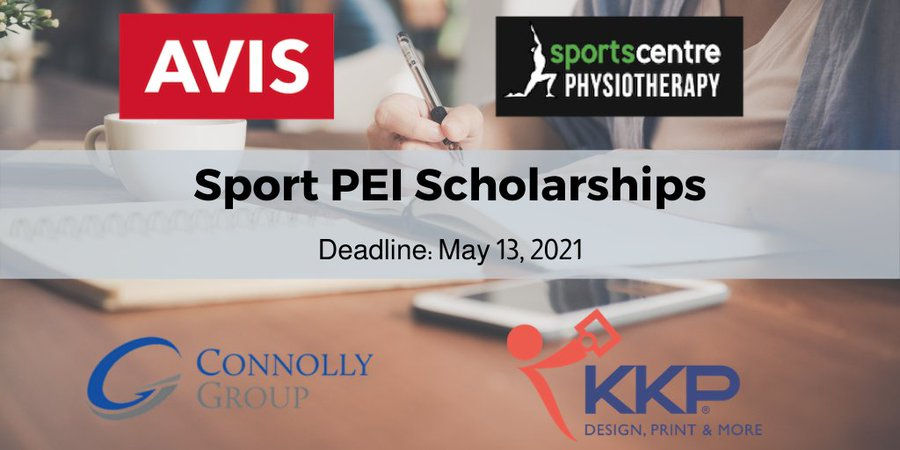 Sport PEI Scholarships Application Deadline @ Online