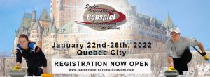 108th Quebec International Bonspiel @ Quebec City
