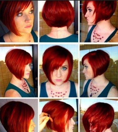 20 Preciosos Cortes Para Pelo Corto Con Cerquillo Peinados