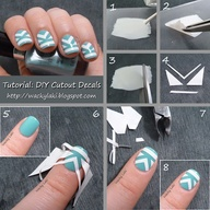 6. tribal-nails