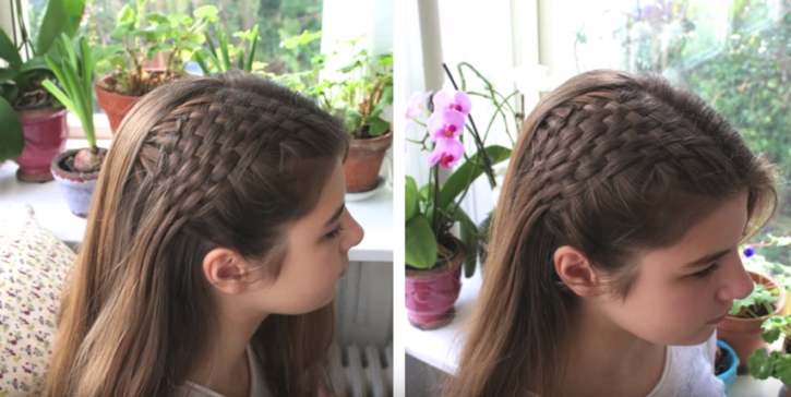 Basket Hairstyles