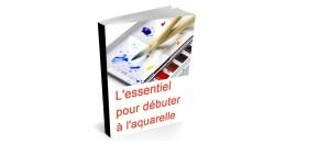 Cours gratuit d'aquarelle : l'essentiel pour débuter à l'aquarelle