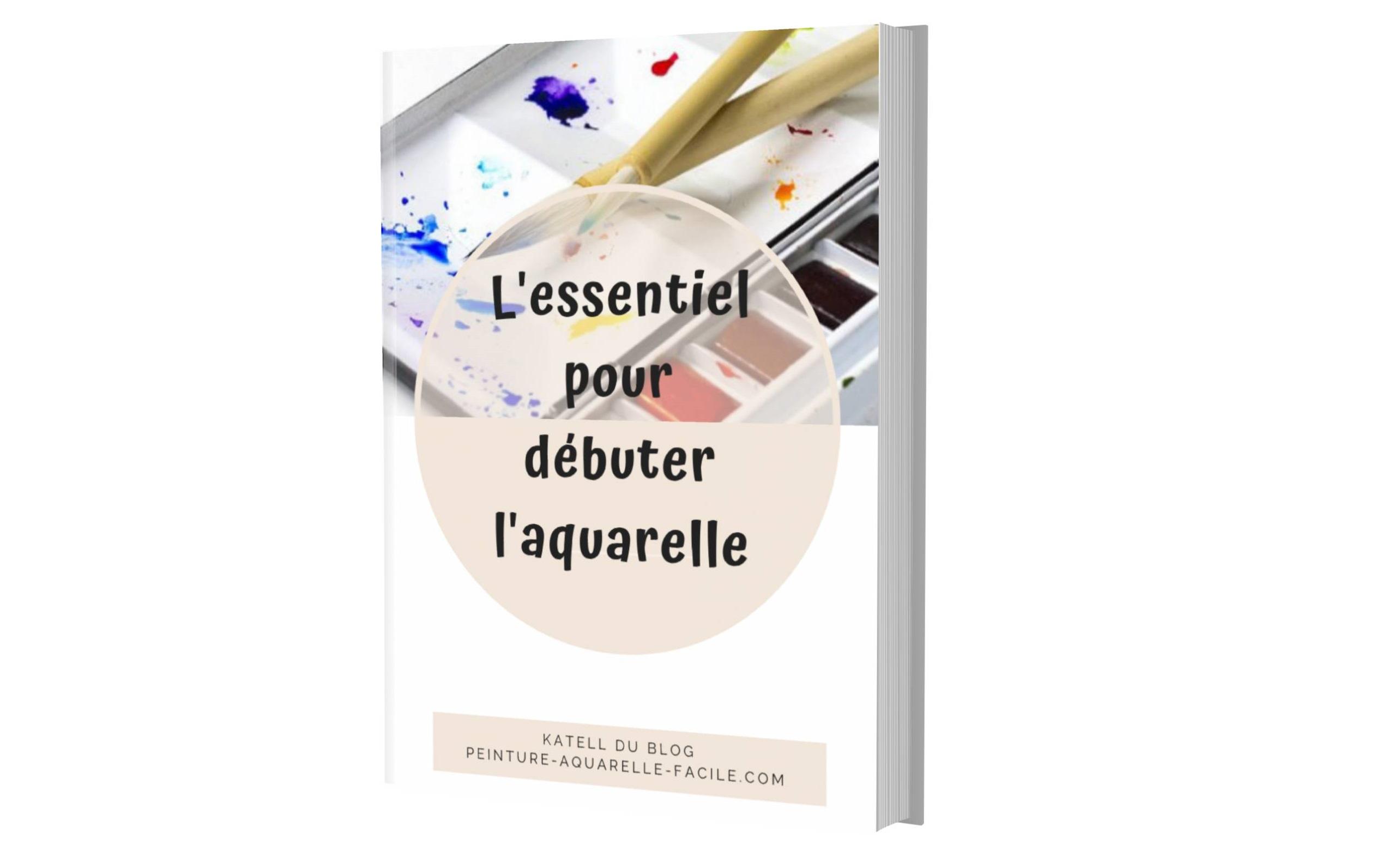 Cours Gratuit D Aquarelle L Essentiel Pour Debuter L Aquarelle