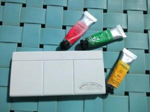 Read more about the article Peinture aquarelle : tubes ou godets ?