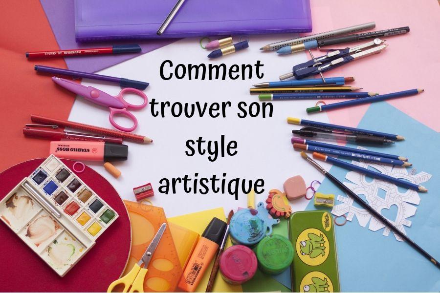 Comment trouver son style artistique