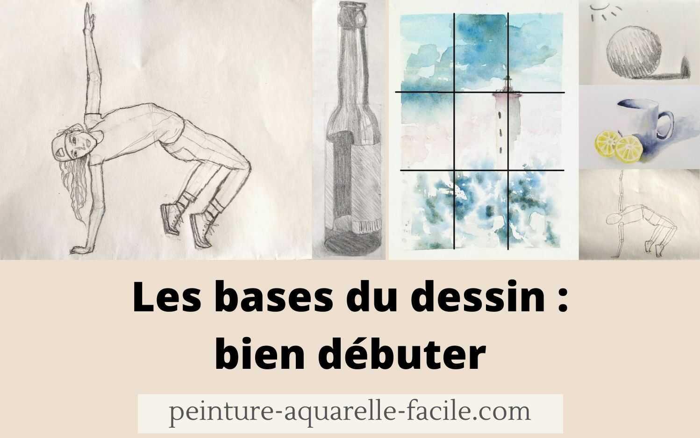 Read more about the article Les bases du dessin : bien débuter