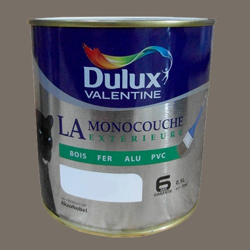 DULUX VALENTINE La Monocouche Extrieure Gris Kaki Pas