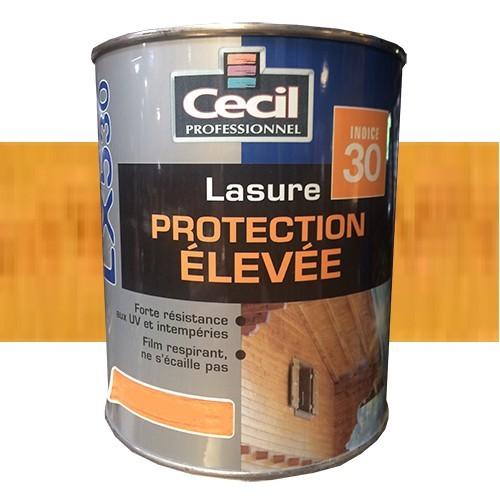 cecil lx530 lasure protection elevee chene dore de la marque cecil