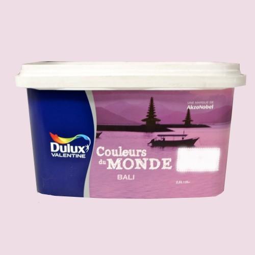 DULUX VALENTINE Couleurs Du Monde Bali Pastel Pas Cher En
