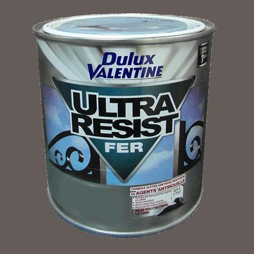 DULUX VALENTINE Ultra Rsist Fer Gomon Brillant Pas Cher