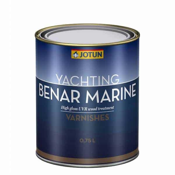 Jotun Yachting BENAR MARINE - Vernis pour bateau
