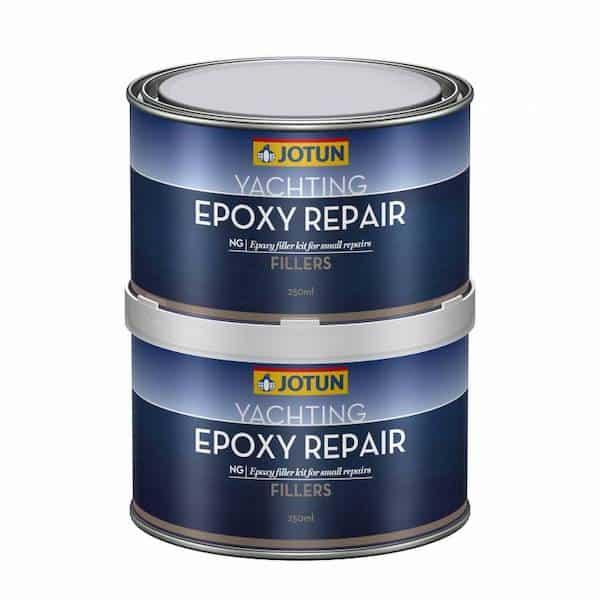 Jotun Yachting EPOXY REPAIR NG pour entretien et petites réparations des bateaux