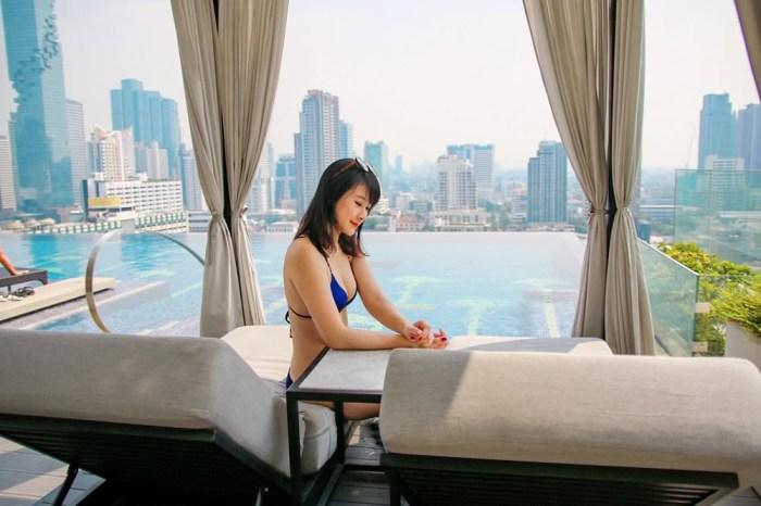 曼谷萬豪蘇拉翁塞bangkok marriott hotel the surawongse交通早餐泳池