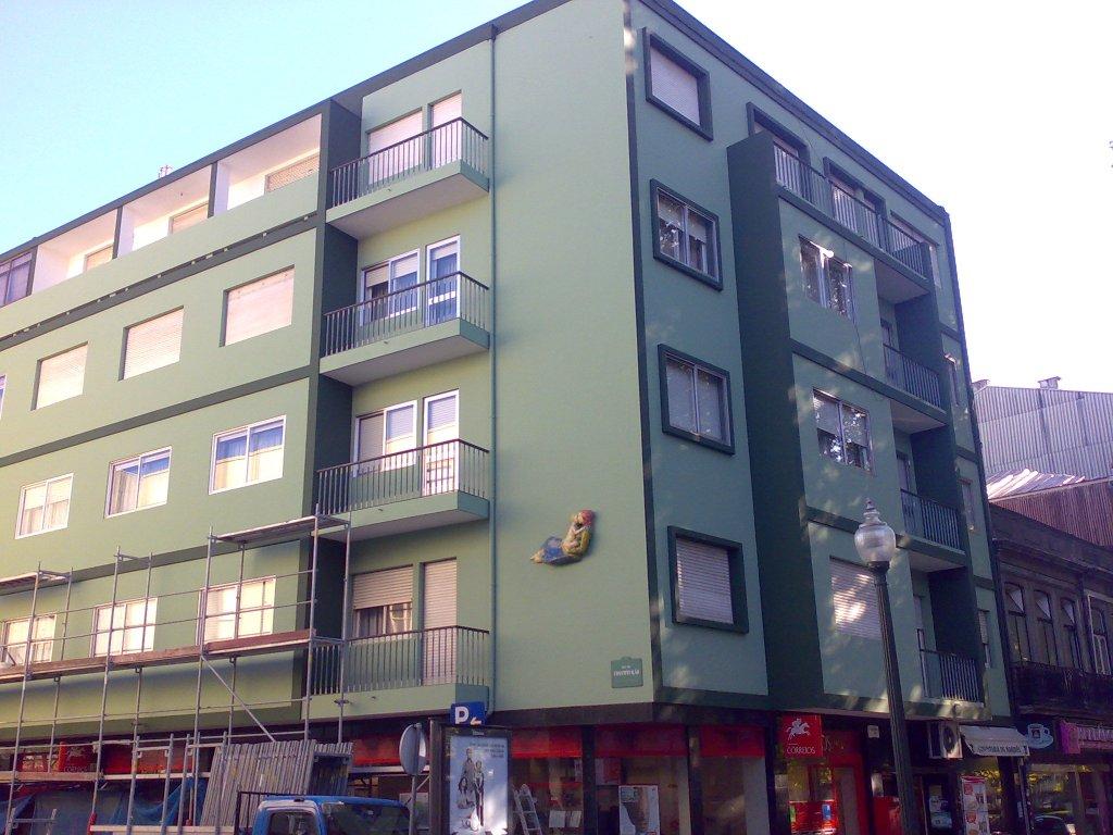Marquês 1 - substitutição de cobertura e reabilitação de fachadas