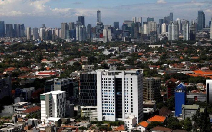 Foto Jakarta Diambil Pada 2 Mei 2019