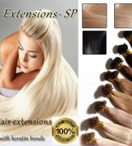 Ekstenzije za kosu, keratinske ,,Extensions SP˝