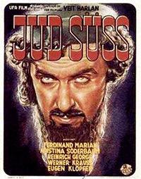 Cartel de la pelicula El judio Suss