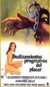 Cartel de la película Deslizamientos progresivos del placer