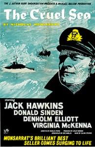 Cartel de la película Mar cruel