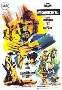 Cartel de la película Oro maldito
