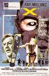 Cartel de la película El hombre con rayos X en los ojos