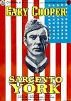 Cartel de la película El Sargento York