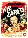 Cartel de cine oeste 1952