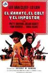 Cartel de la película El Kárate, el Colt y el impostor