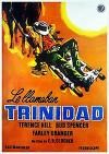 Cartel de la pelicula Le llamaban Trinidad
