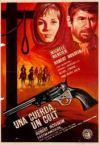 Cartel de la película Una cuerda, un Colt